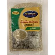 Mathangi Kuthiraivali Rice 400g