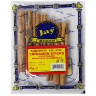 Jay Brand Cinnamon Sticks 50g