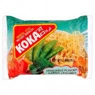 Koka Instant Noodles Veg Offer 3 For £1.00