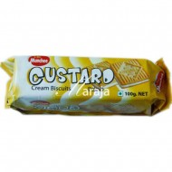 Munchee Custard Cream