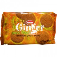 Munchee Ginger Biscuits 400g