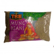 TRS Moong Whole Moong Beans 2Kg