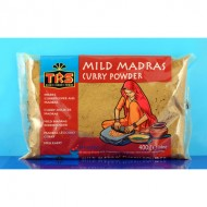 TRS Madras Curry PD Mild 400g