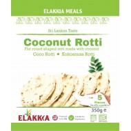 Elakkia Coconut Rotti 5 Pcs